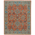 Avanti-Avondale Terra Blue Hand Tufted Rug Rectangle image