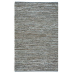 Lariat Oyster Flat Woven Rug Rectangle image