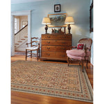 Tribute-Parlor Cream Agate Machine Woven Rug Rectangle image