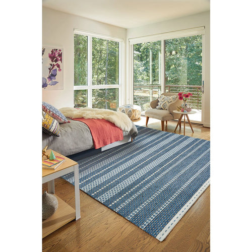 Abingdon Ink Hand Woven Area Rug Rectangle image