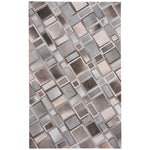 Laramie-Brick Stone Flat Woven Rug Rectangle image