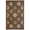 Arden Charcoal Hand Tufted Rug Rectangle image