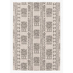 Finesse-Mali Cloth Noir Machine Woven Rug Rectangle image
