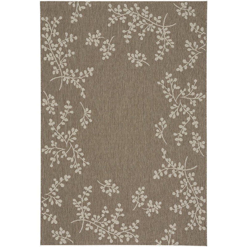 Finesse-Winterberry Barley Machine Woven Rug Rectangle image