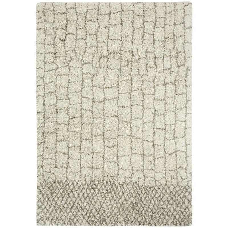 Tangier Stone Machine Woven Rug Rectangle image