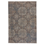 Spencer-Crown Mushroom Machine Woven Rug Rectangle image