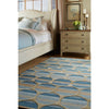 Tuscan Sun Turquesa Hand Tufted Rug Rectangle image