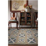 Clayton Meadow Hand Tufted Rug Rectangle image