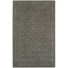 Tracery Charcoal Hand Tufted Rug Rectangle image