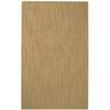 Montauk Gold Hand Loomed Area Rug Rectangle image