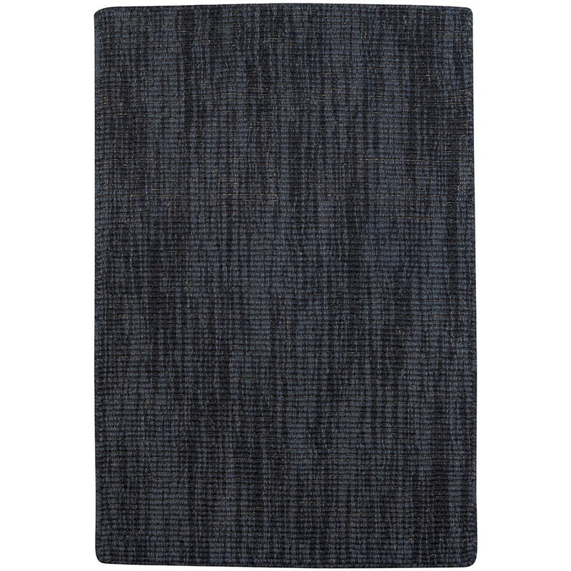 Montauk II Coal Hand Loomed Area Rug Rectangle image