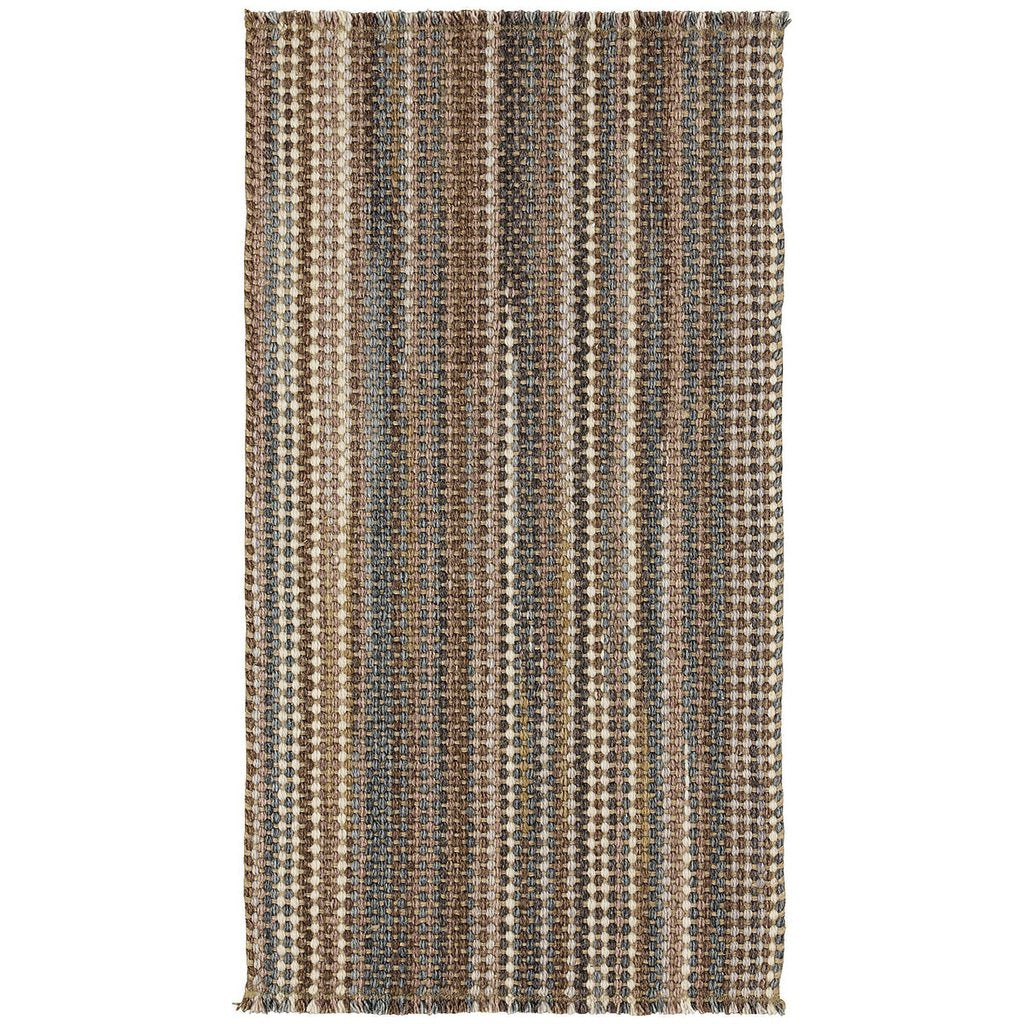 Hampton Flagstone Flat Woven Rug Rectangle image