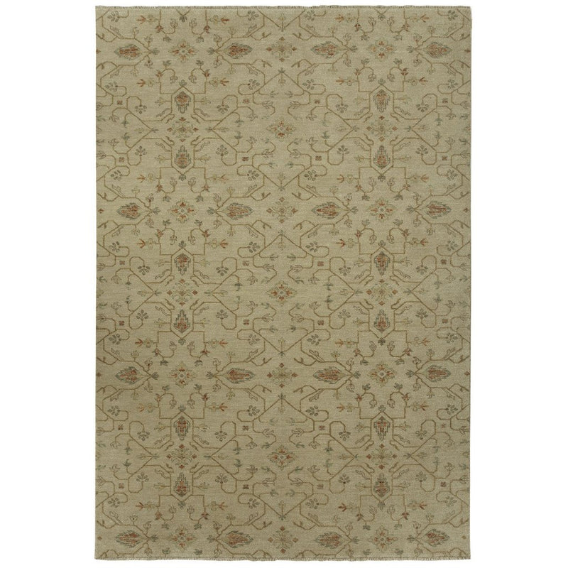 Ethereal Bamboo Hand Knotted Rug Rectangle image