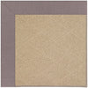 Creative Concepts-Cane Wicker Canvas Dusk Machine Tufted Rug Rectangle image