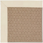 Creative Concepts-Grassy Mtn. Canvas Sand Machine Tufted Rug Rectangle image