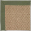 Creative Concepts-Raffia Canvas Fern Machine Tufted Rug Rectangle image