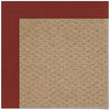 Creative Concepts-Raffia Dupione Henna Machine Tufted Rug Rectangle image
