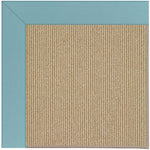 Creative Concepts-Sisal Canvas Mineral Blue Machine Tufted Rug Rectangle image