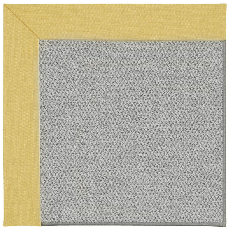 Inspire-Silver Rave Lemon Machine Tufted Rug Rectangle image