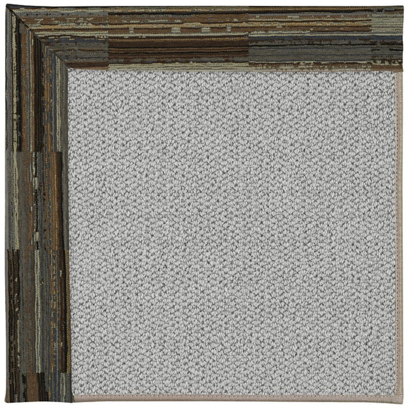 Inspire-Silver Brogie Onyx Machine Tufted Rug Rectangle image