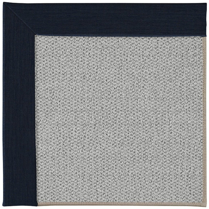 Inspire-Silver Slingshot Sailor Blue Machine Tufted Rug Rectangle image