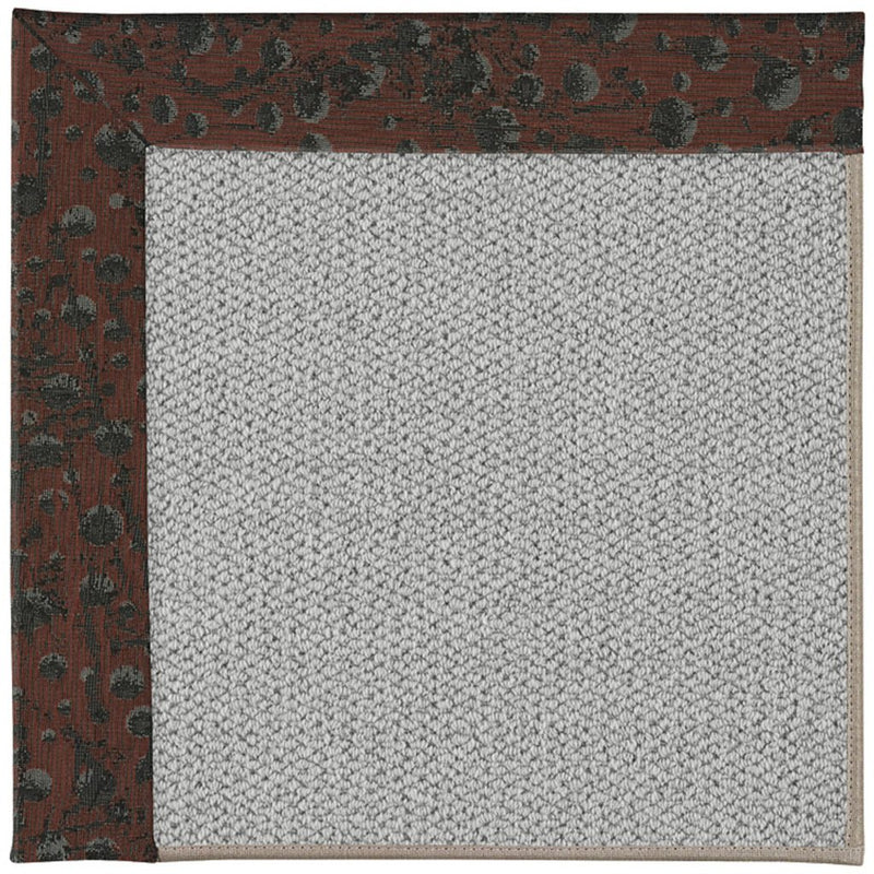 Inspire-Silver Dazzler Solar Machine Tufted Rug Rectangle image