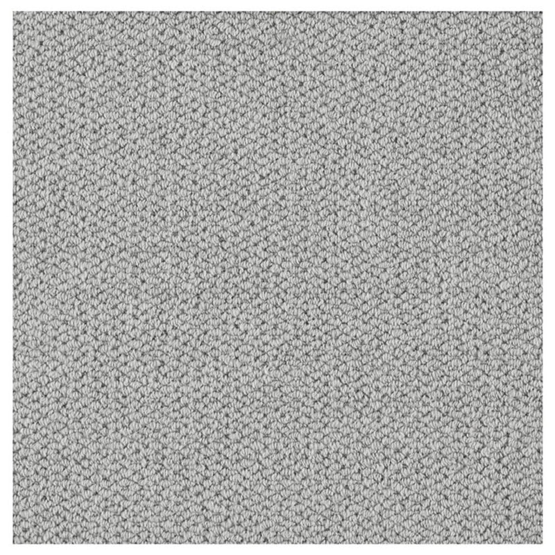 Silver No Color Machine Tufted Rug Rectangle image