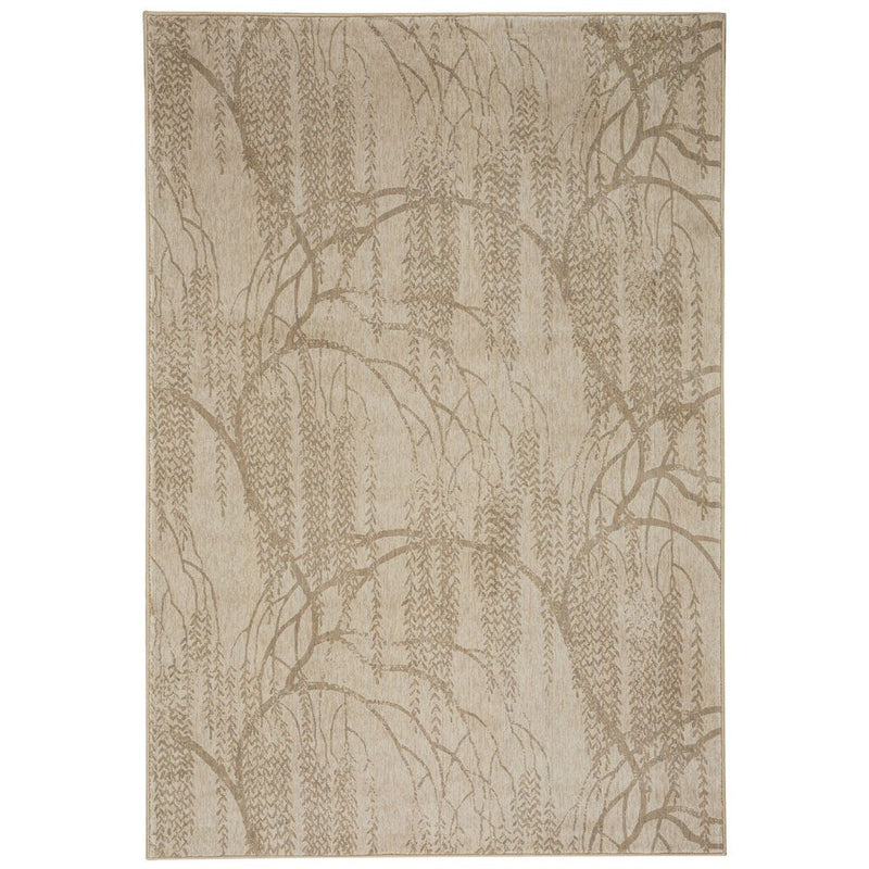 Willow Champagne Machine Woven Rug Rectangle image