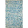 Ancient Arrow Stone Azure Hand Tufted Rug Rectangle image