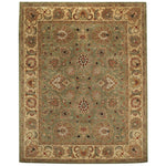 Mumtaz-Agra Pistachio Hand Tufted Rug Rectangle image