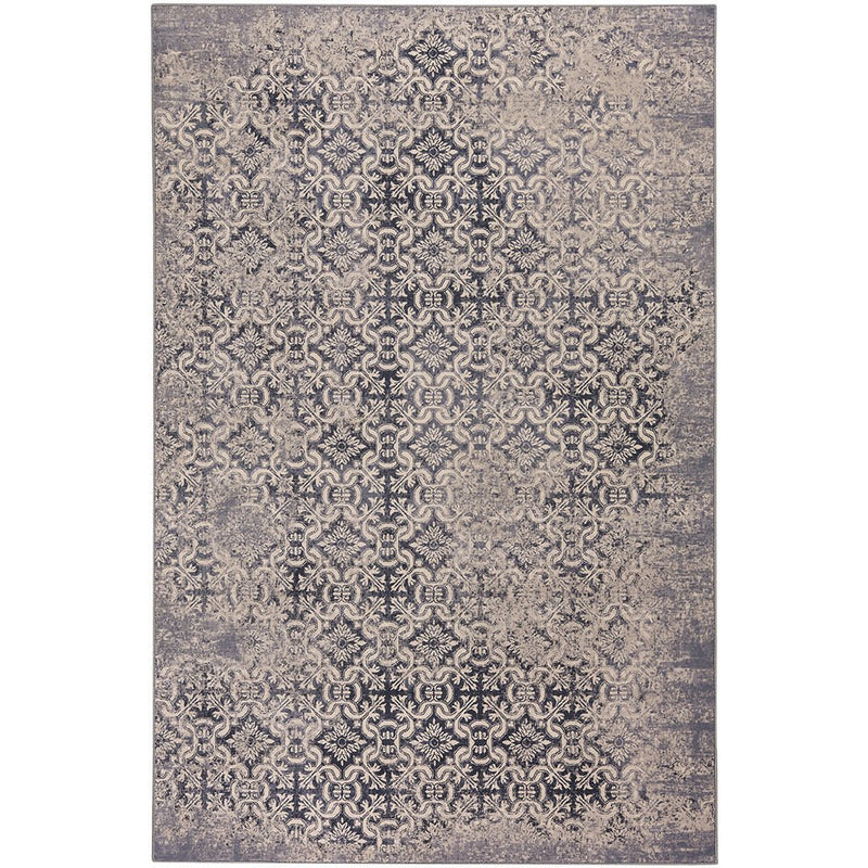 Metropolis-Del Mar Bleu Machine Woven Rug Rectangle image
