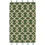 Valla Fern Flat Woven Rug Rectangle image