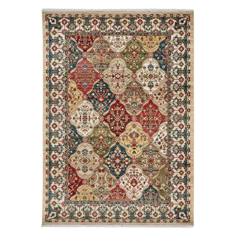 Landis-Panel Multi Machine Woven Rug Rectangle image