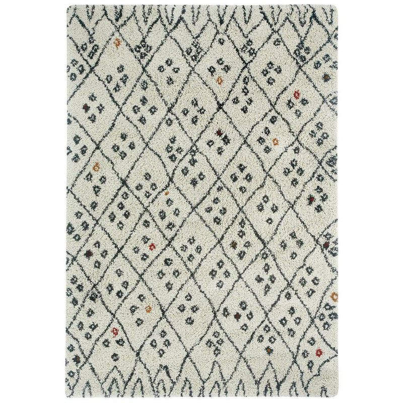 Tangier Pebbles Machine Woven Rug Rectangle image