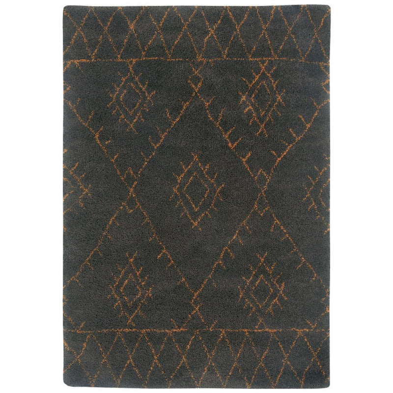 Tangier Raisin Machine Woven Rug Rectangle image