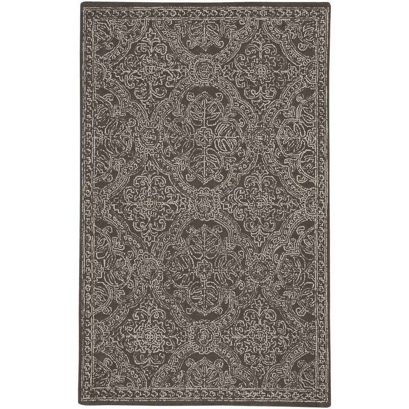 Callista Mocha Hand Tufted Rug Rectangle image