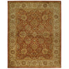 Velvet-Ushak Coral Hand Tufted Rug Rectangle image