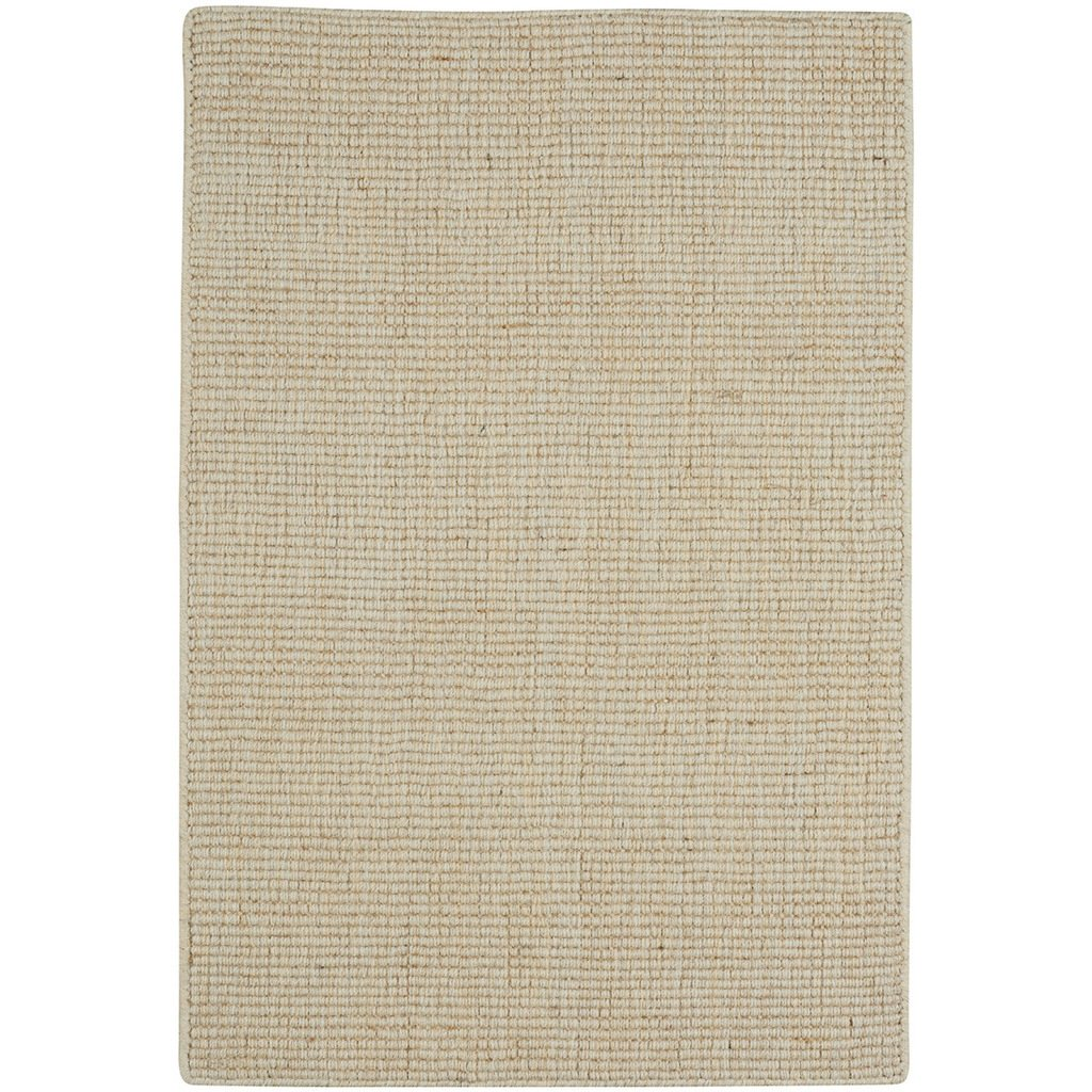 Montauk II Cream Hand Loomed Area Rug Rectangle image