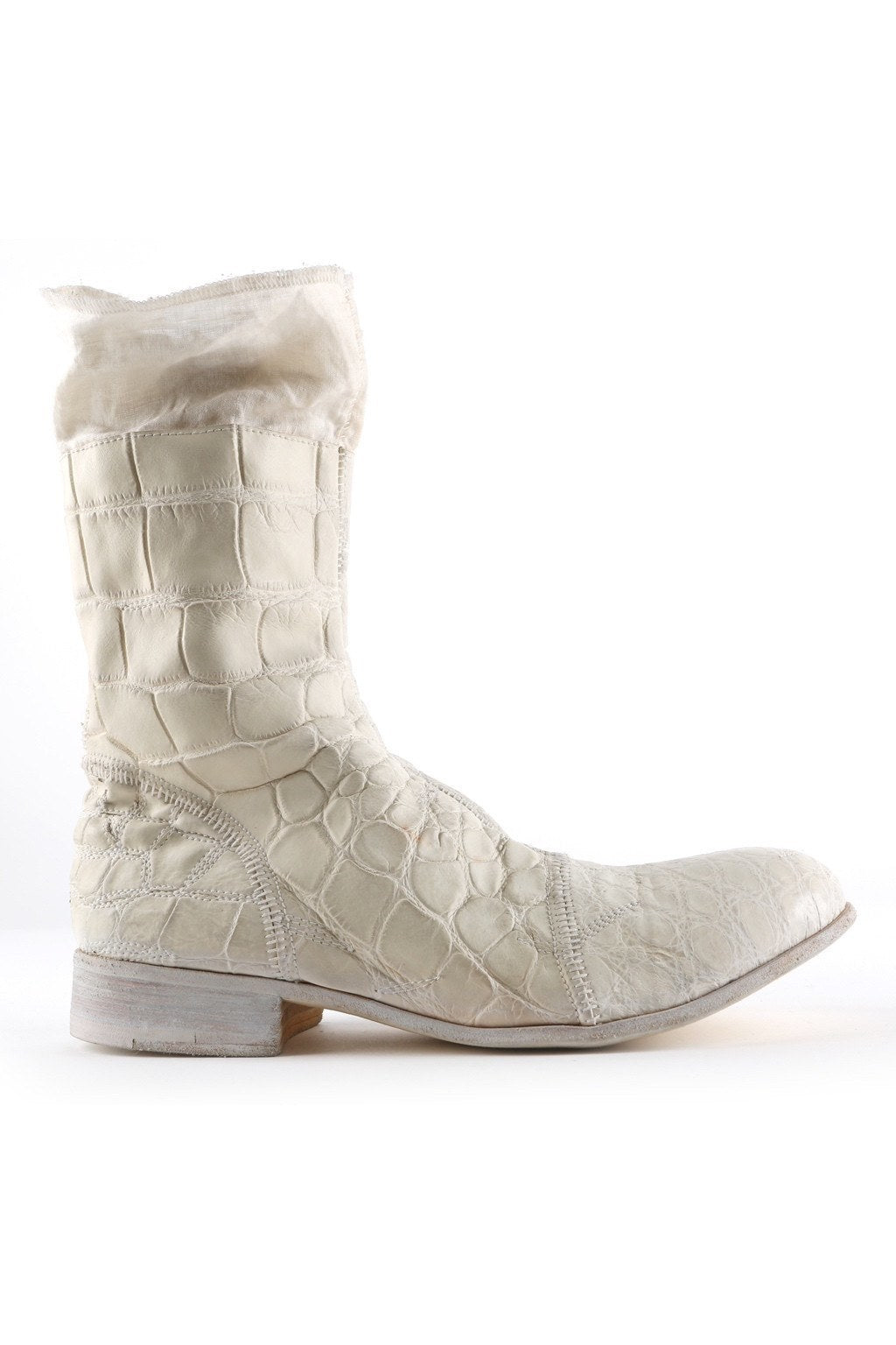 Boots - Aligator Boots
