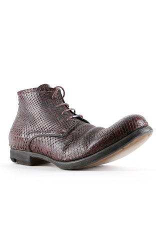 Boots - Layer-0 - Python Skin Boot