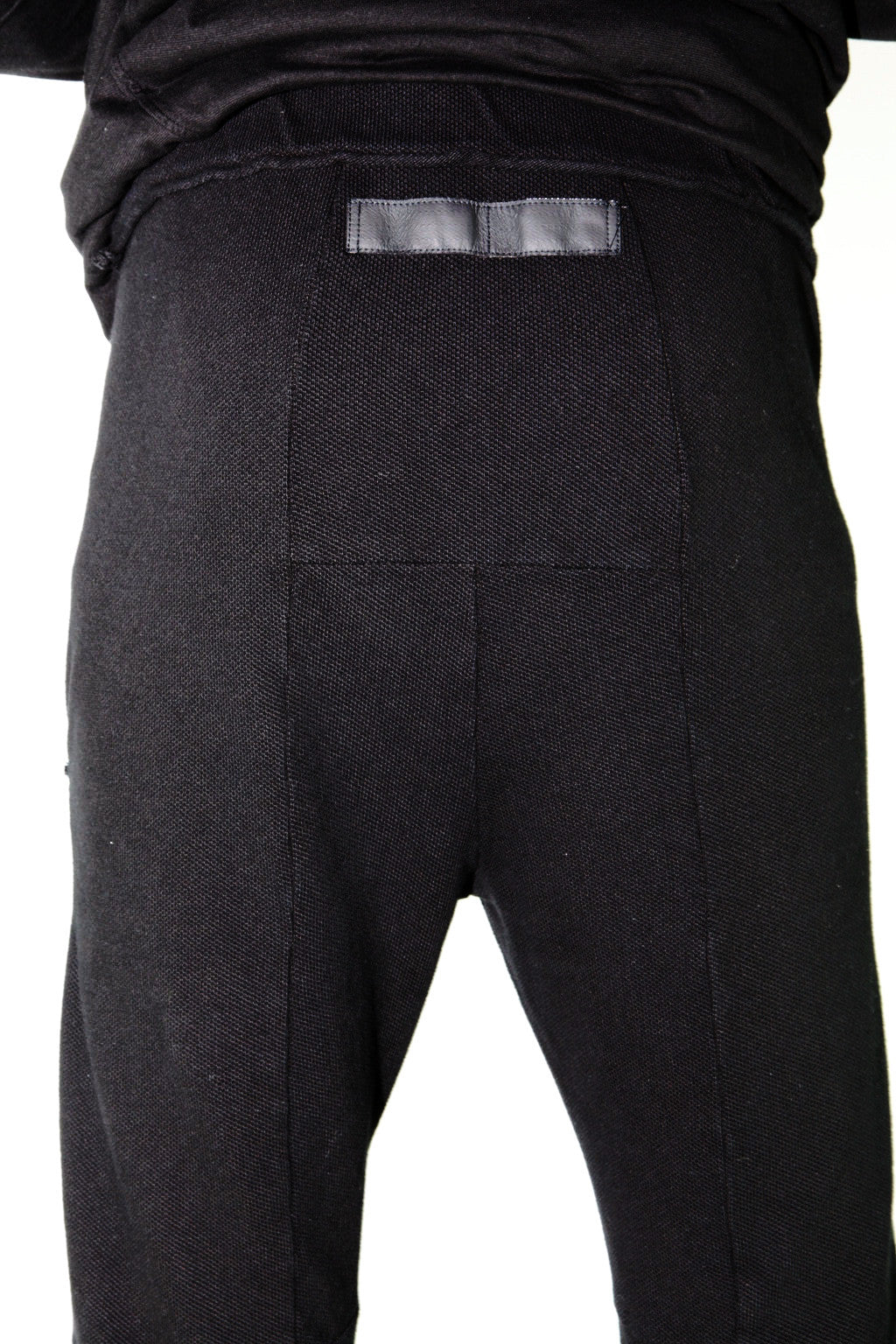 darted trouser