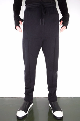 panelled trouser