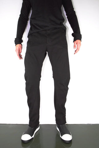 slim twisted seam pant