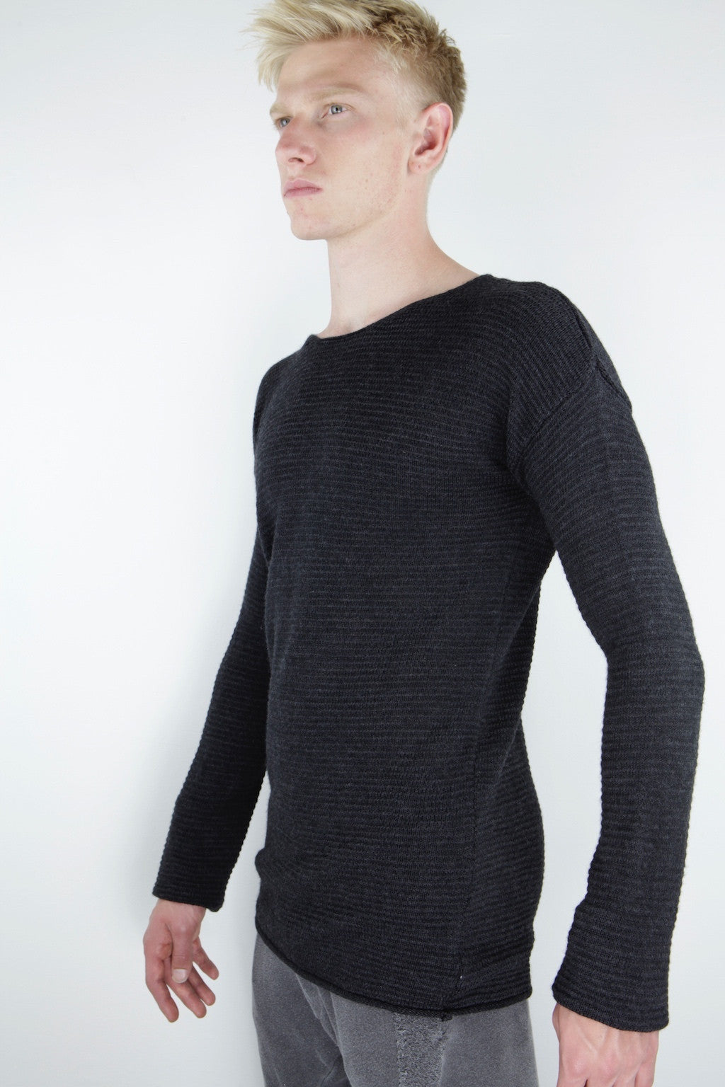 crew neck jumper