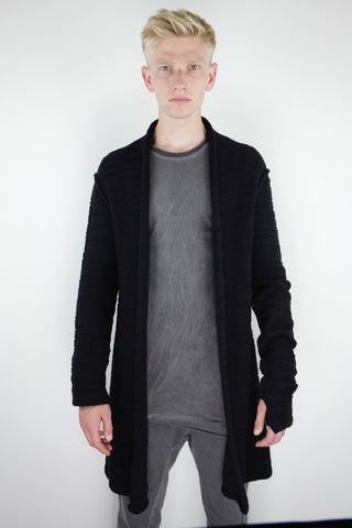 Mid-lenght cardigan
