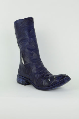 O.D. lined one piece prosthetic boot