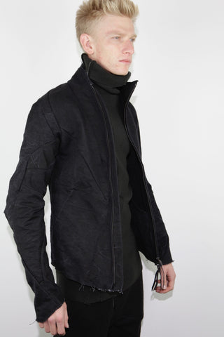 distortion aviator jacket