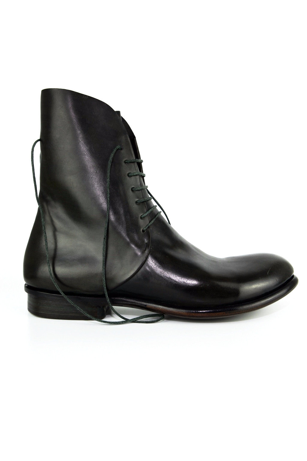 derby high ankle boot
