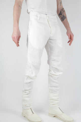 pleat seam pant