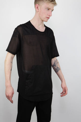 pouch pocket t shirt